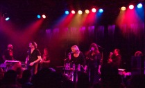 Magma in San Francisco, April 9, 2015