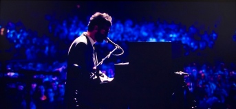 E at the piano, from the film Eels Royal Albert Hall