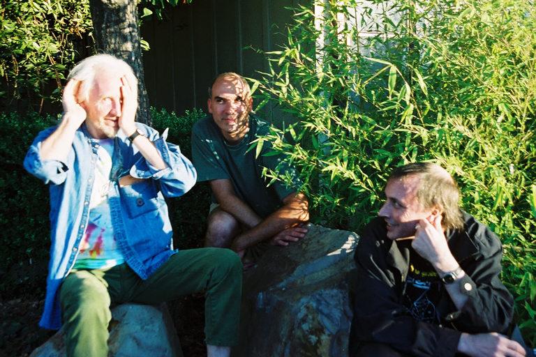 Resultado de imagen de daevid allen weird quartet