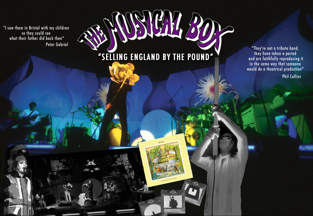 musical box setlist 2