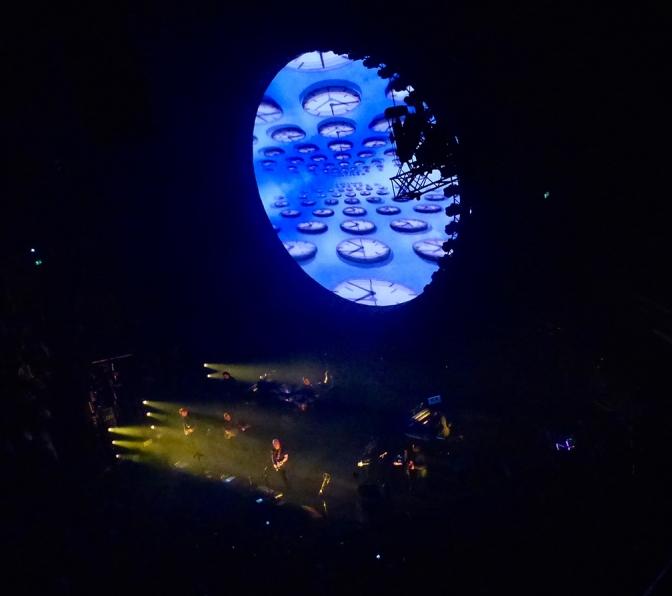 Gilmour Returns to the Royal Albert Hall
