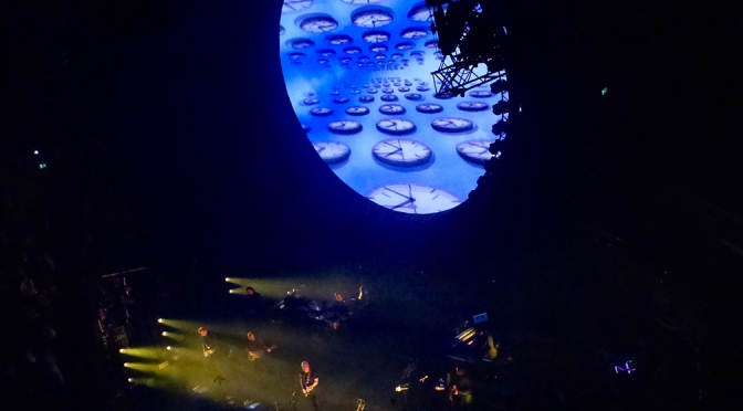Gilmour Returns to the Royal Albert Hall