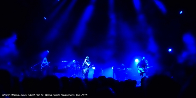 Steven Wilson – A Special Night at The Royal Albert Hall