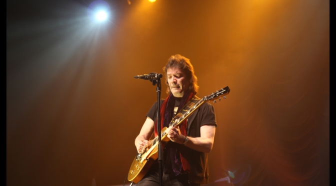 Steve Hackett Ascends