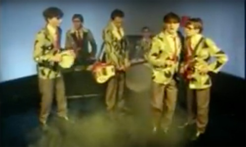 Split Enz V_1 Band Frenzy
