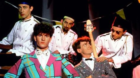 Split Enz Vol_III Band Photo 2