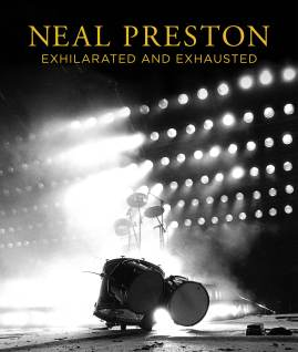 NP_Neal Preston -Exhilarated and Exhausted cover