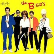 B52s_Debut_Cover